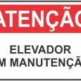 Manutenção programada nos elevadores dos blocos 2 e 3
