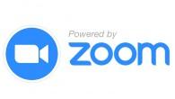 A ferramenta Zoom será utilizada para reuniões virtuais